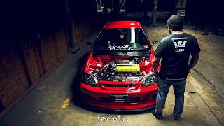 New Jersey  Nicest Honda Civic Coupe B20 Vtec Soon To Be Boosted TopShelfDriven Quality
