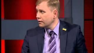 Роман Шрайк, Максим Курячий - 08.04.2015 - Україна понад усе