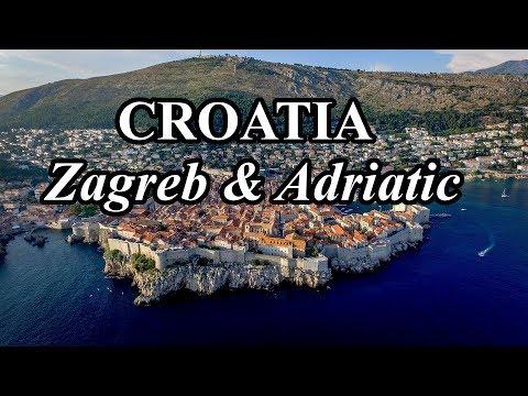 Zagreb to Dubrovnik - CROATIA