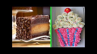 How To Make Chocolate Cake Video 2018 - Cake Style 2018 - Amazing Cake Decorating Ideas At Home