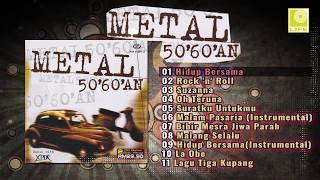 Metal 50' 60'an CD1