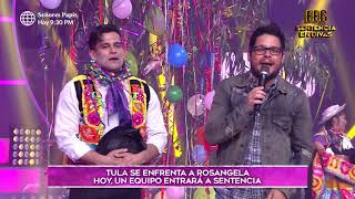 """Tula Rodríguez le ganó a Rosángela Espinoza el duelo de """"Divas EEG"""" con huaylas"""