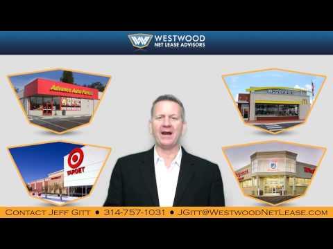 NNN Lease Properties For Sale by Westwood Net Lease Advisors
