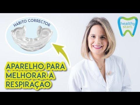 Dra PAULENE CARDOSO - Aparelho para melhorar a respiração
