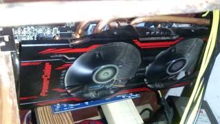 Майнінг на Відеокарті AMD R9 280X - Майнинг на видеокарте R9 280X