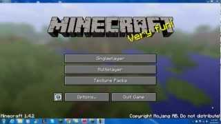 How to Make a LAN Minecraft Server(How to Make a LAN Minecraft Server Check out http://www.gizmoservers.com/, 2012-10-28T22:35:45.000Z)
