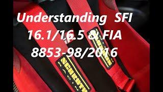 Understanding SFI 16.1/16.5 and FIA 8853-98/2016 - CallToGrid