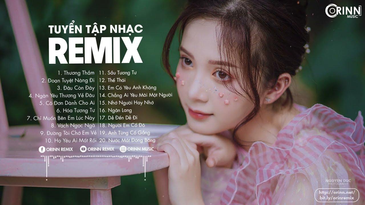 NHẠC TRẺ REMIX 2021 HAY NHẤT HIỆN NAY - EDM Tik Tok ORINN REMIX, Lk Nhạc Trẻ 2021 Gây Nghiện Cực Hot