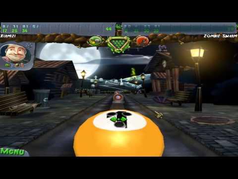 Zombie Bowl-O-Rama -  Gameplay - Oynayış