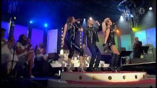 Alcazar - Stay The Night (Live Bingolotto 2009)