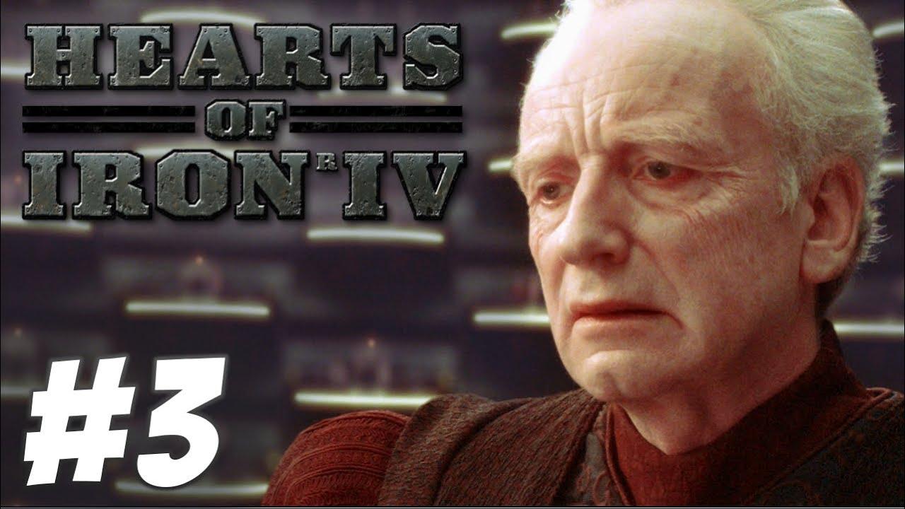 HoI4: Palpatine's Gamble - The Galactic Republic (Part 3)