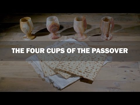 The Four Cups of The Passover