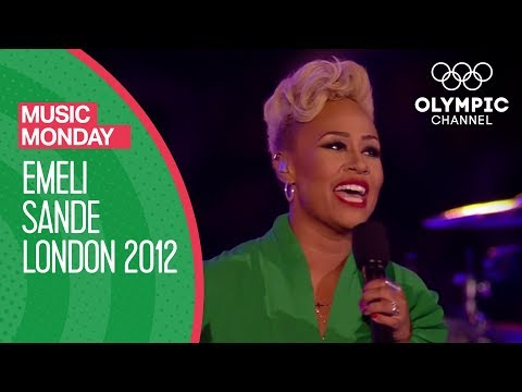 Thumbnail: Emeli Sande London 2012 Performance | Music Monday