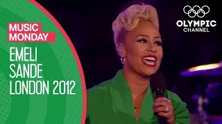 Emeli Sande London 2012 Performance