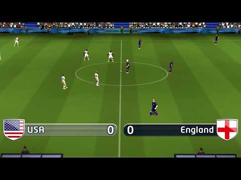 Sociable Soccer gameplay A Easy to pick up arcade detailed Soccer/Football game