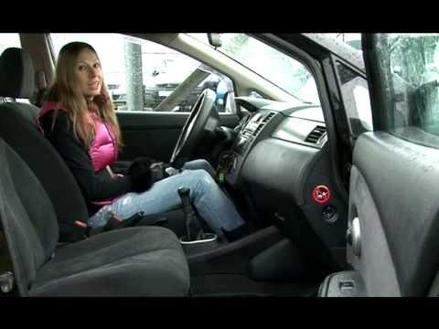 Подержанные автомобили - Nissan Tiida 2007 г.