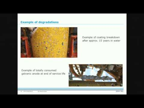 Subsea Seminar Part 2 - Presentation of the report Subsea Fa