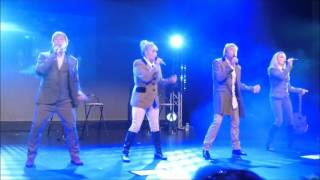 Formerly of Bucks Fizz - Paradise Regained Tour - I
