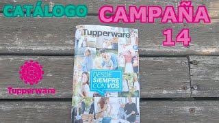 Catálogo Tupperware - Campaña 14 - 2020