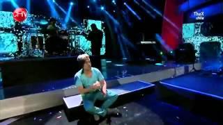 Jorge González - Viña del Mar 2013 - el baile de los que sobran