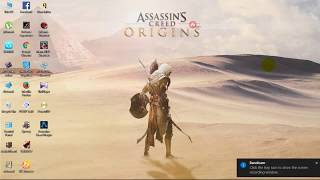 Download & Install Assassin's Creed ORIGINS Game + Crack for PC