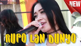 Single Terbaru -  Vita Alvia Rupo Lan Dunyo Official Music