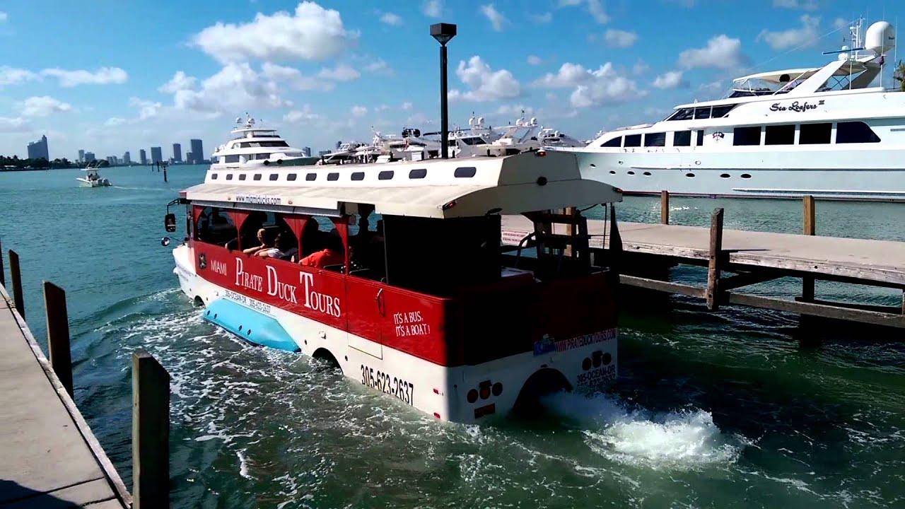 Pirate Tour Miami