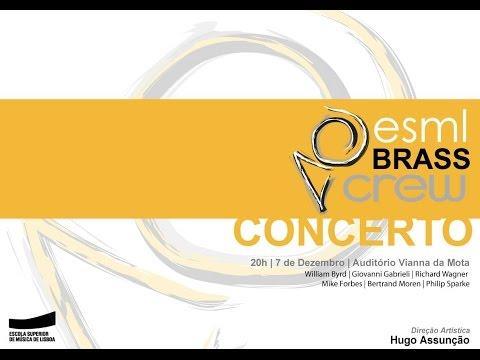 ESML BRASS CREW   Festival Fanfare   Mike Forbes