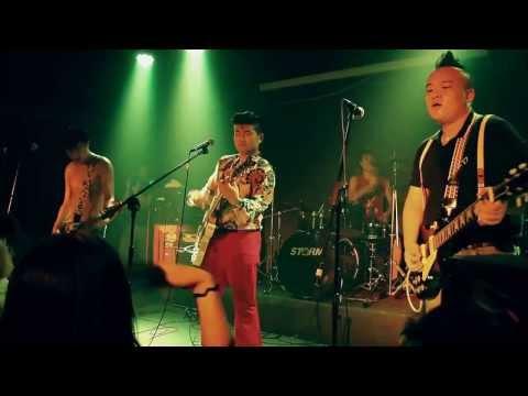 PUMPKINS - live, SUBARK Livehouse, Xinxiang, Henan, China 07-28-2013 (complete show)