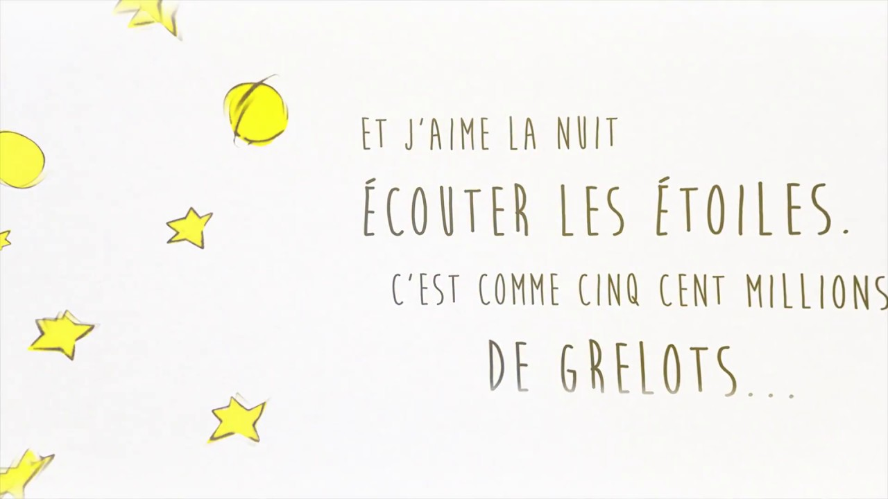 Les Plus Belles Citations Du Petit Prince Youtube