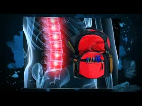 Overland Park Chiropractor Explains The Dangers of Heavy Backpacks in Children