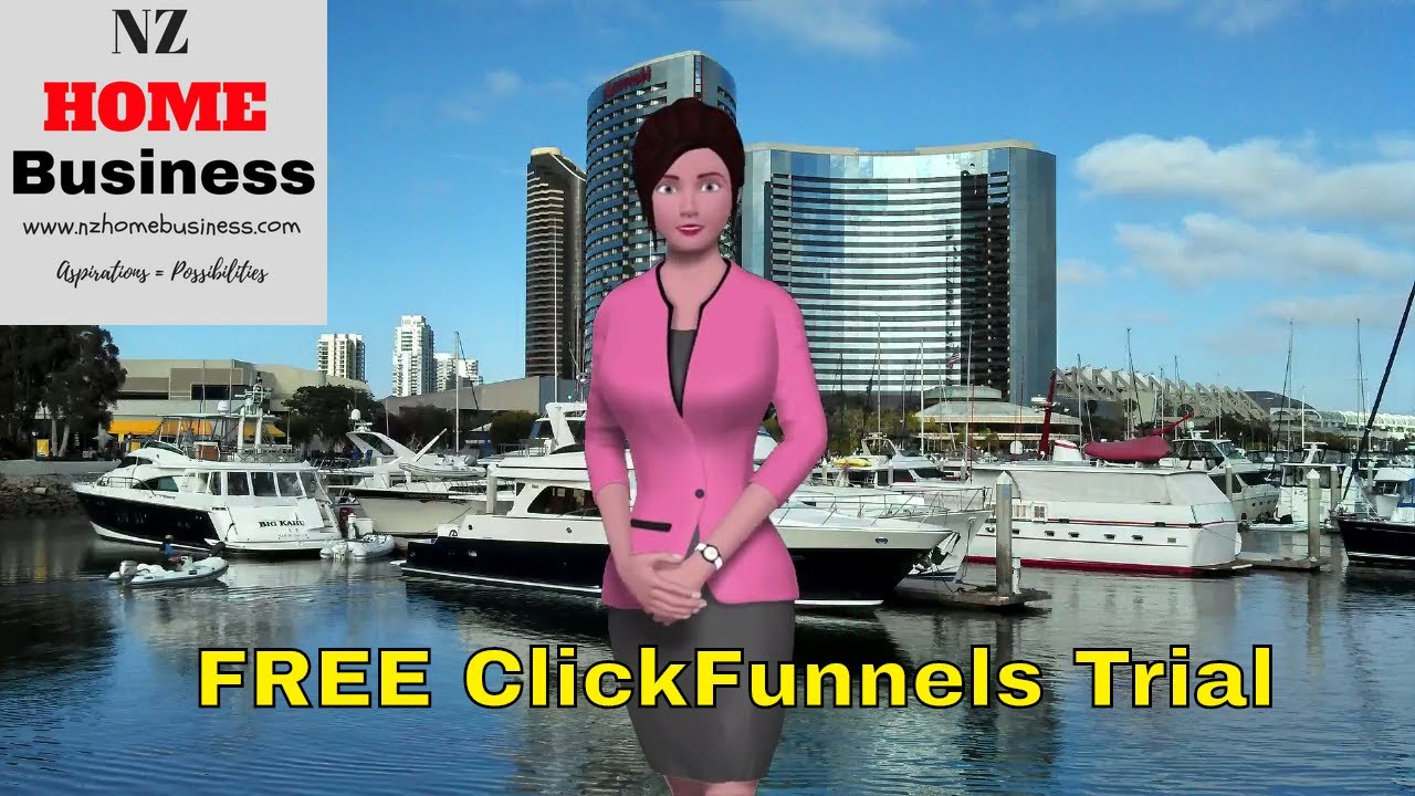 FREE ClickFunnels Trial - Build Sales Funnels With ClickFunnels Marketing Funnels