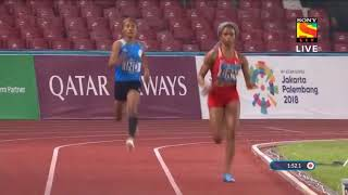 TeamIndia wins Silver Medal in Mixed Relay at Asian Games…
