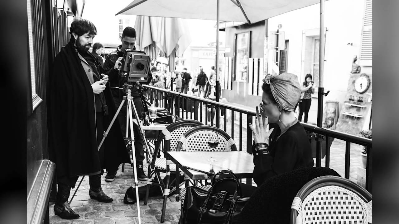 Project Film noir. Regards Croisés sur le Polochon de Dognin