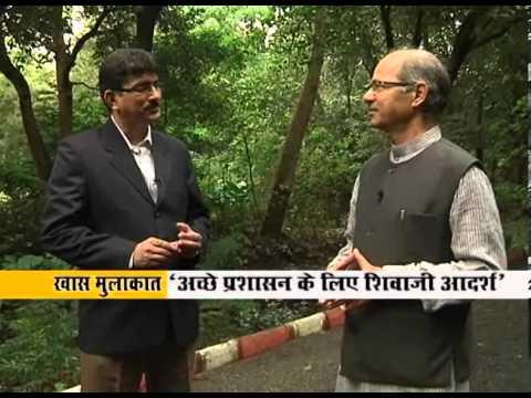 Anil Madhav Dave during an Interview (Khas-Mulakat) by Bansal News MP