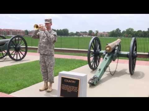 Fort Knox Reveille & Retreat Instructional Video