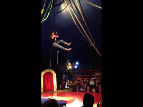 Cirkus Camp 2014