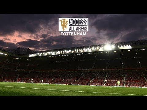 Access All Areas I Manchester United 2-1 Tottenham I Premier League