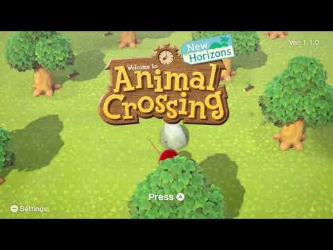Animal Crossing New Horizons Exploit - How To Change The Time And Date
