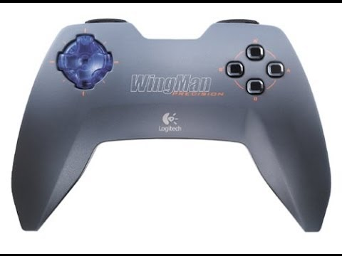 logitech wingman rumblepad software