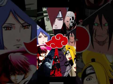What If Naruto Was In The Akatsuki Part 1