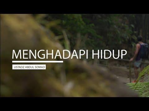 Menghadapi Hidup - Ceramah Pendek Ustadz Abdul Somad Lc.,MA 1 Menit