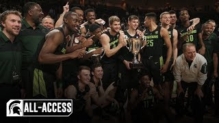 Michigan State Basketball | Las Vegas Invitational | Spartans All-Access