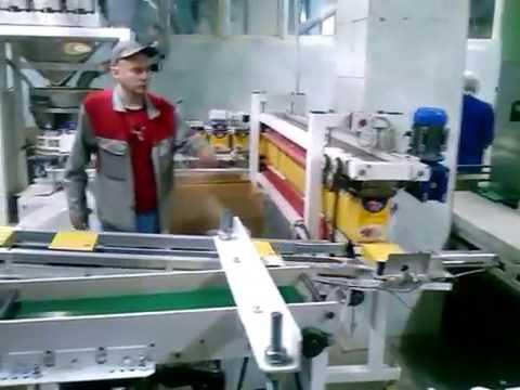 Прессование Стретч- пленки Диспак - YouTube