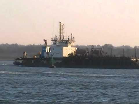 UKD Bluefin Hopper Dredger Solent