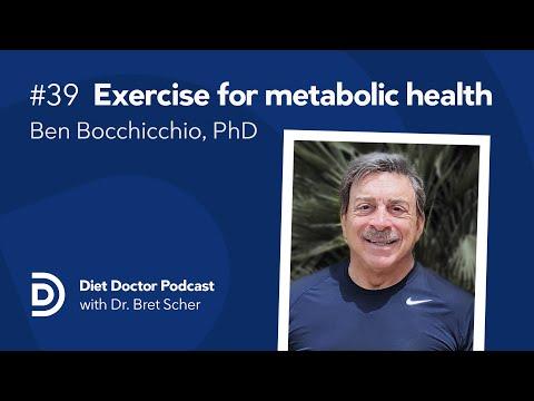 Diet Doctor Podcast #39 — Ben Bocchicchio