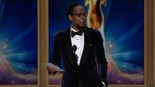 Black actors make history at Creative Arts Emmys