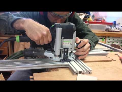 Making Wood Wall Plates with the Festool MFS