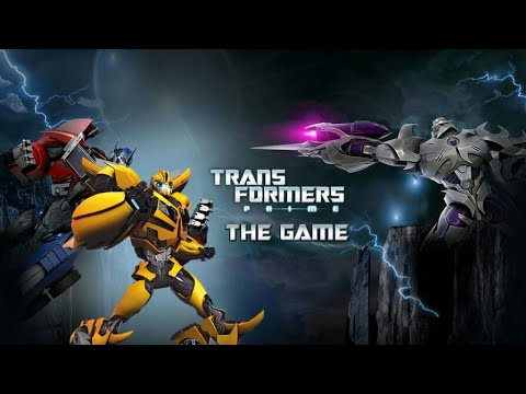 HOW TO DOWNLOAD TRANSFORMER PRIME THE GAME ON ANDROID