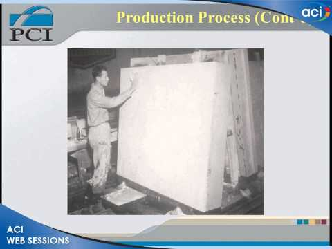 Development of Architectural Precast Concrete by John J. Ear